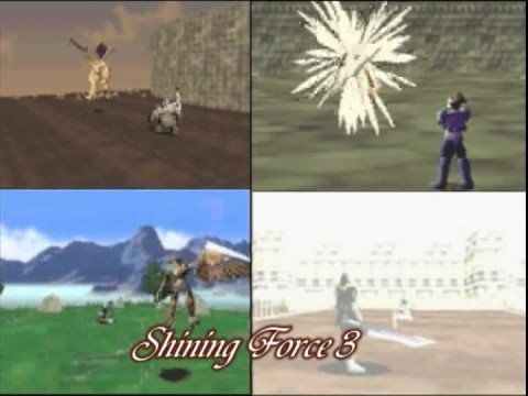 YouTube Shining Force 3 content suddenly targeted for