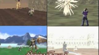 Lets Play Shining Force 3 - Introduction