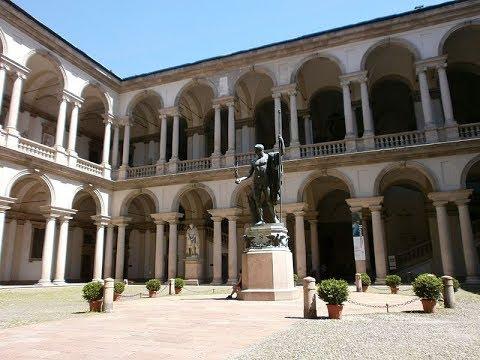 Places to see in ( Milan - Italy ) Pinacoteca di Brera