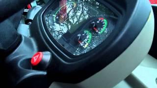 2017 Case IH 150 Maxxum Diesel Tractor With RB545 Round Baler