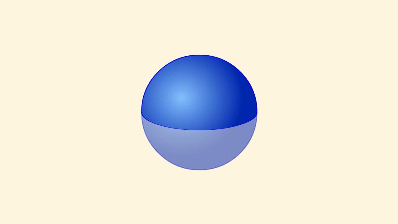 Картинки шар и круг