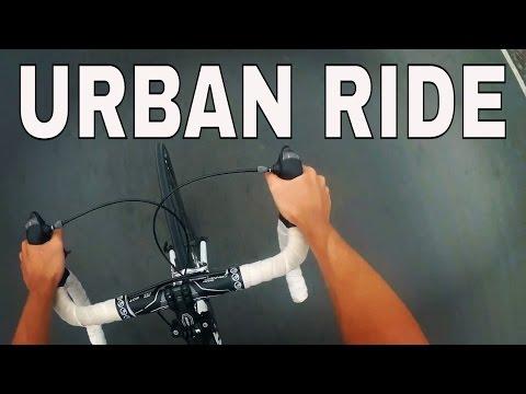 Road Bike Riding - Manila - MOA - Jetti Tiangge - SJCAM M20