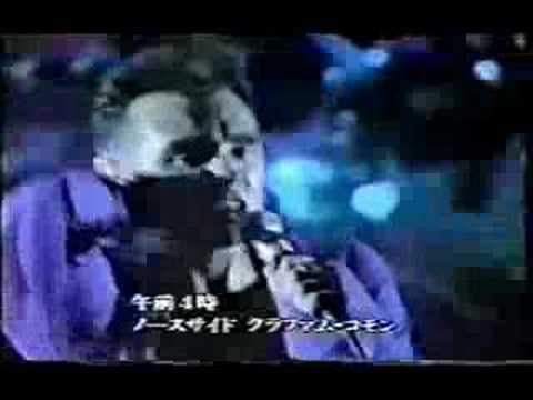 Morrissey  07 Mute Witness Hammersmith 91