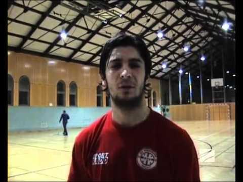 "SV Georgia  Rustavi 2 -ze ,,Sapexburto game""-shi"