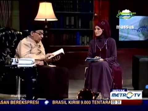 1433H Surat #9 At Taubah Ayat 111-122 - Tafsir Al Mishbah MetroTV 2012
