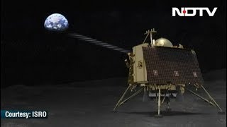 Chandrayaan 2 के Lander का संपर्क ISRO से टूटा