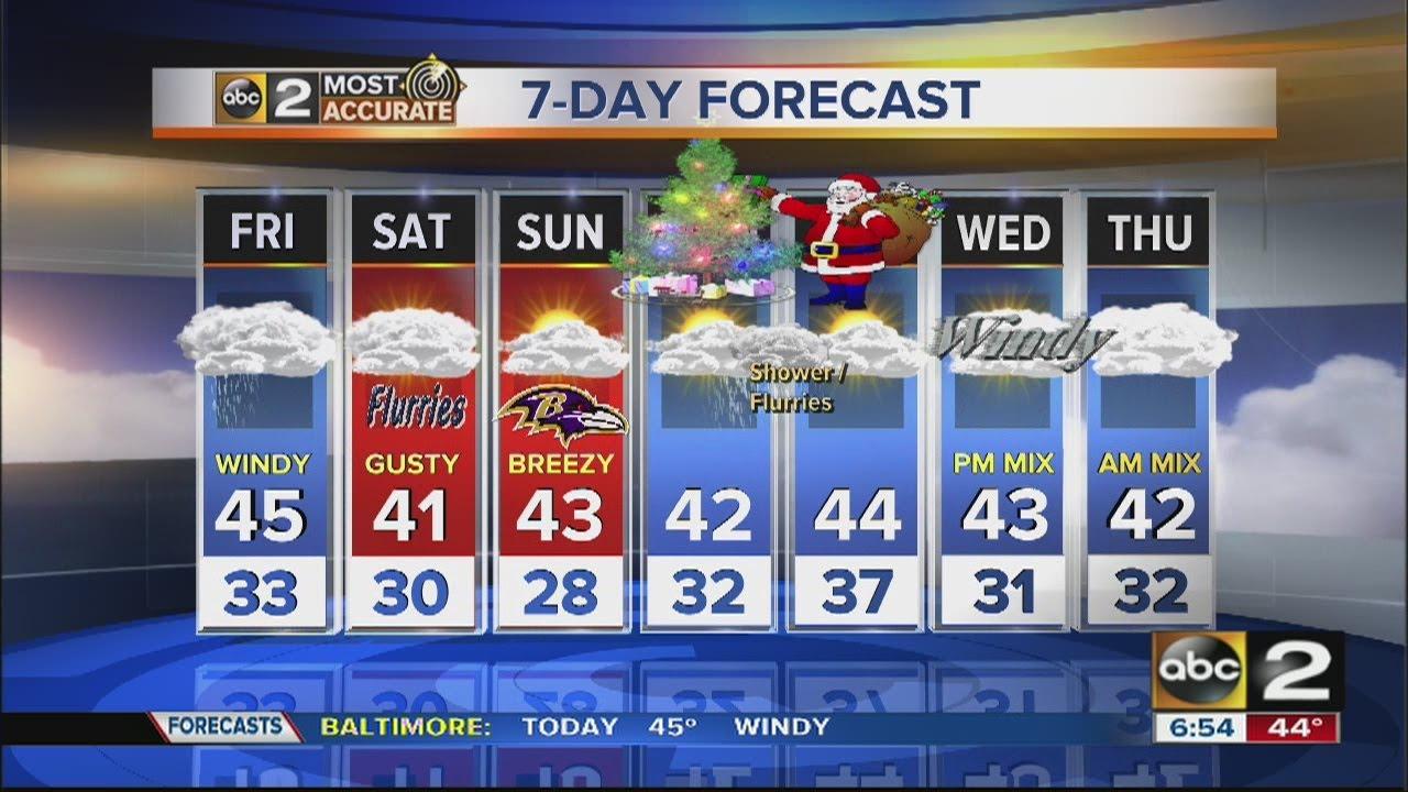 abc2 weather december 21  2012