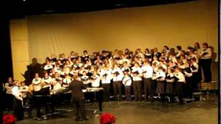 Donna Rhodenizer - The Love of the Sea - AVH Choir