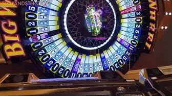 ★ ★ ELECTRONIC BLACKJACK + BIG WHEEL Table Games in LAS VEGAS! ★ ★