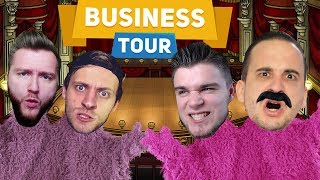 DIABSON VS BLADIIODZIEJ - BUSINESS TOUR /Ekipa | Diabeuu