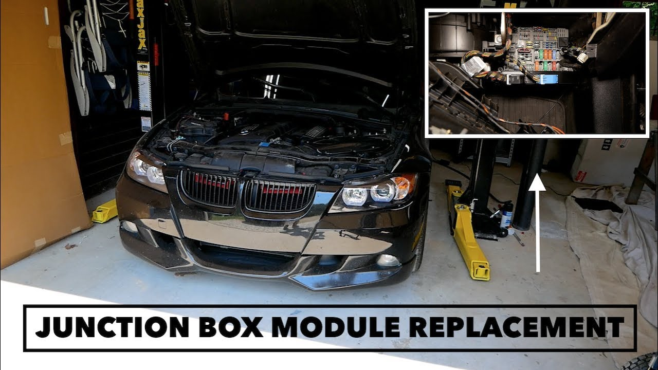 Bmw Electrical Problems Solved 3 Series Jbe Replacement