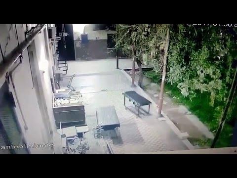 Actividad Paranormal en un Hospital de Argentina