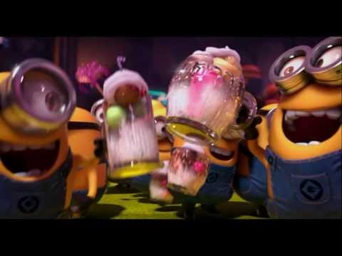 Despicable video banana minions 2 download 2013 me song