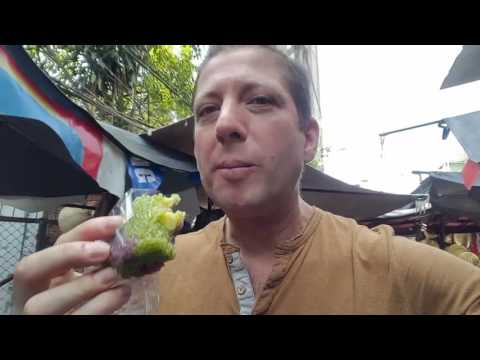 Vlog: Bangkok to Ho Chi Minh (Saigon) and trying local food first day