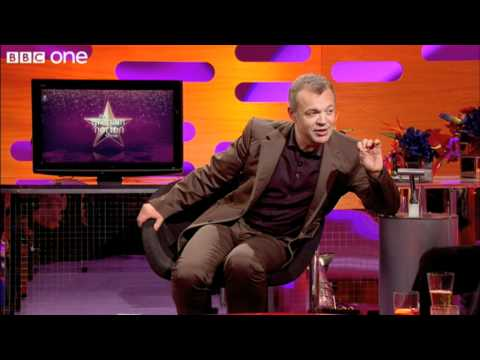 """My Father punched the Giraffe"" - The Graham Norton Show Series 8 Ep 14 Preview - BBC One"