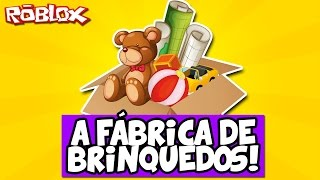 IL MIGLIORE TOY FACTORY! -ROBLOX (Fabbrica del magnate dei toy)