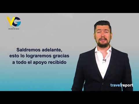 Covid-19, plantea grandes retos y desafíos al sector: Viajes de Gala