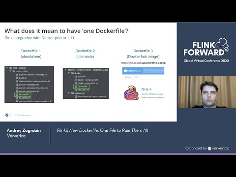 Flink's New Dockerfile: One File to Rule Them All
