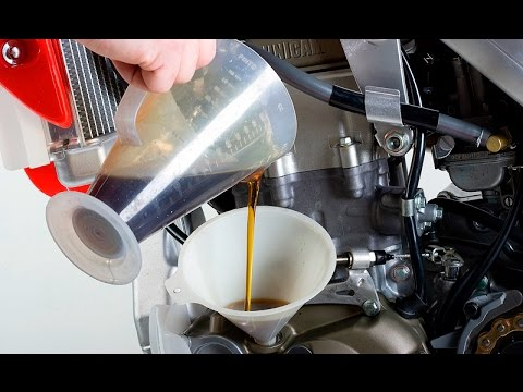 Myths about Engine Oil Change - Motorcycle or Car Engine.