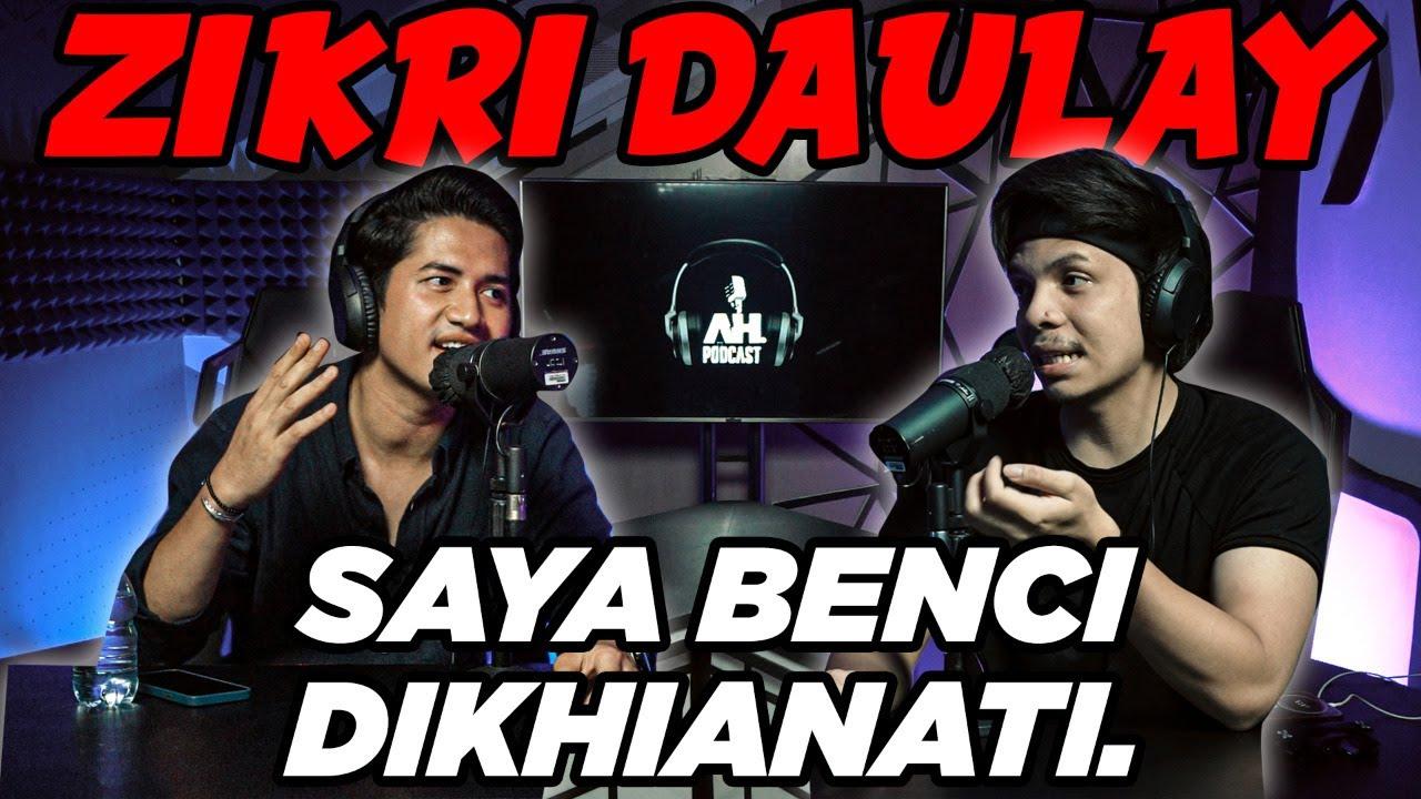 Download Zikri Daulay, Mantan Istri Ke Sahabat Saya. Ini katanya. - AH Podcast