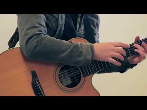 Dom Bennison - Starry Eyed (Ellie Goulding) - Fingerstyle guitar