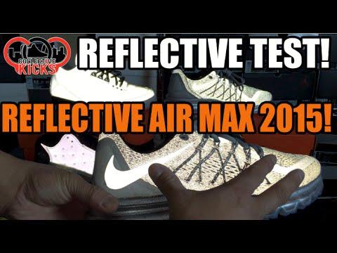Air Max 2015 Reflective