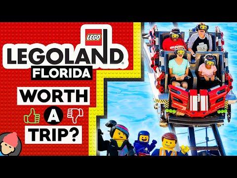 LEGOLAND FLORIDA FULL TOUR & REVIEW | 2019