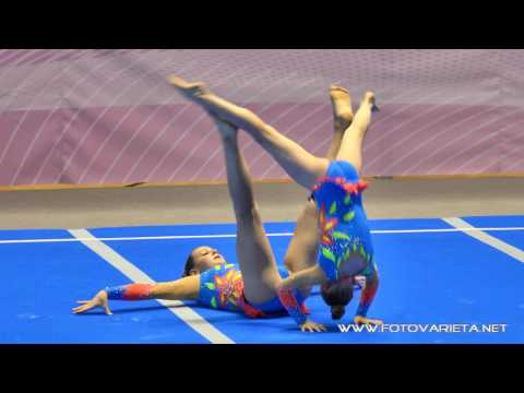 5TH  TURIN ACRO CUP 2017, Day 2 - Finals, Acrobatic Gymnasti