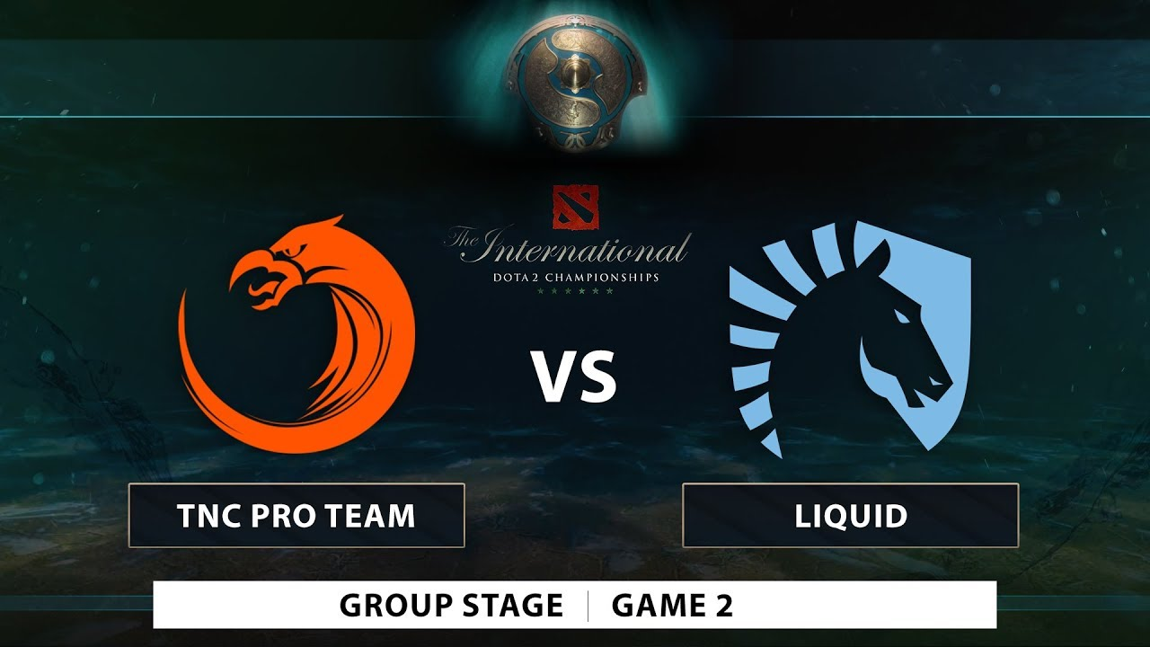 TNC Pro Team vs Team Liquid | Game 2 | Groupstage | PH Coverage
