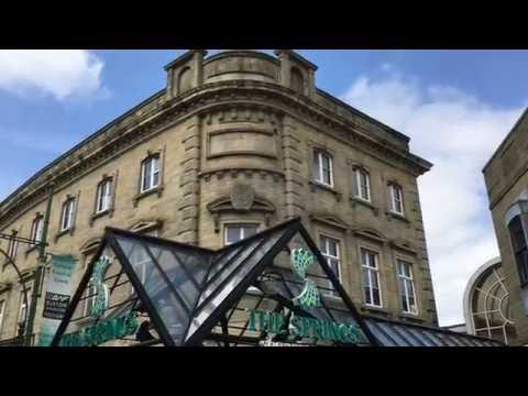 Buxton, Derbyshire, England - 14th & 15th August, 2016