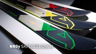 NORDICA 2014-2015 NRGy SKI COLLECTION