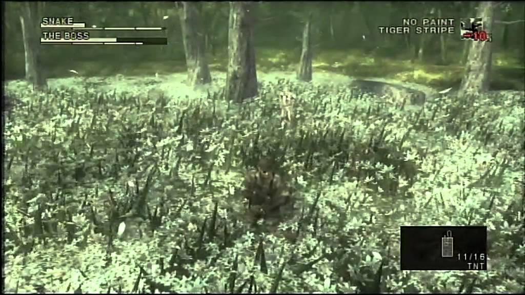メタル ギア ソリッド 3ds 攻略