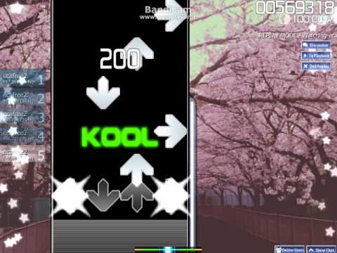 [osu!mania] skin for stepmania players