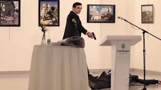 Turkey detains shooter's family after Russian ambassador assassinated