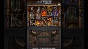 Dead or alive Old saloon 0.36 Bet Big win ?? Videoslots online