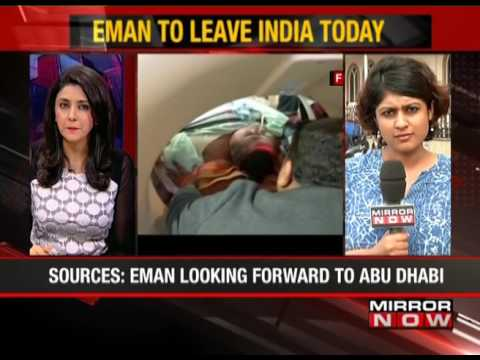 Will miss her: Dr. Lakdawala after Eman flies to Abu Dhabi today - The News