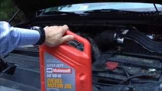 Tips for Improving Diesel Truck Fuel Economy - Part 1 of 2