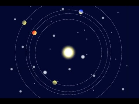 Planets Orbit in 'Perfect Synchrony' - Kepler-223 Star ...