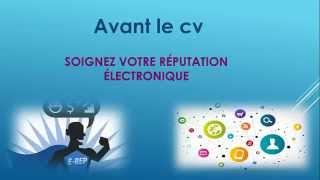 cv et lettre de motivation سيرة ذاتية ـ رسالة تحفيزية-cover letter and cv