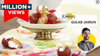 Gulab Jamun at home | गुलाब जामुन की रेसिपी | No Instant Mix | Chef Ranveer Brar