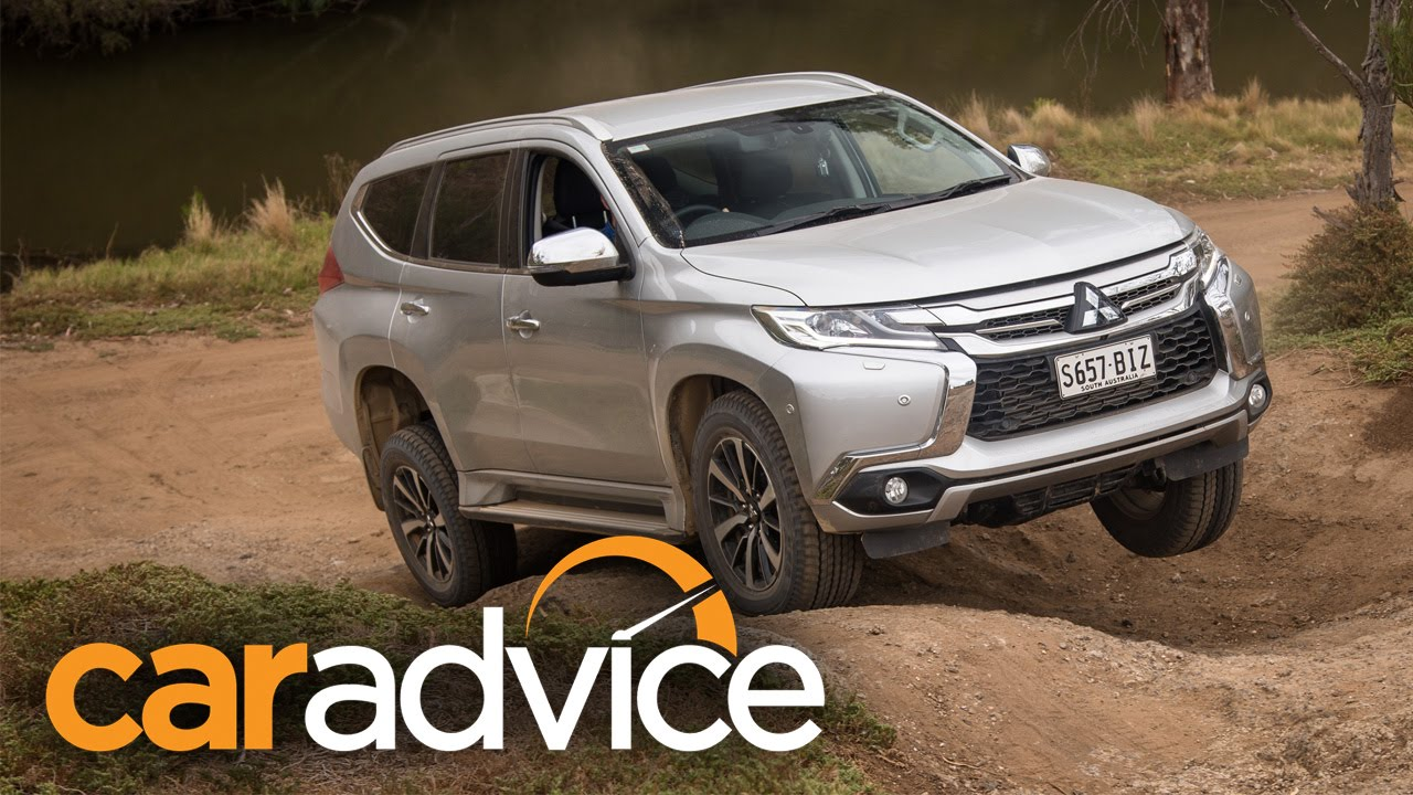 2016 Mitsubishi Pajero Sport Exceed Walkaround YouTube