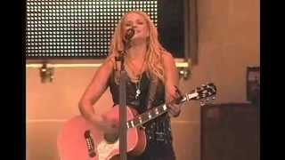 MIRANDA LAMBERT  White Liar  2010 Live