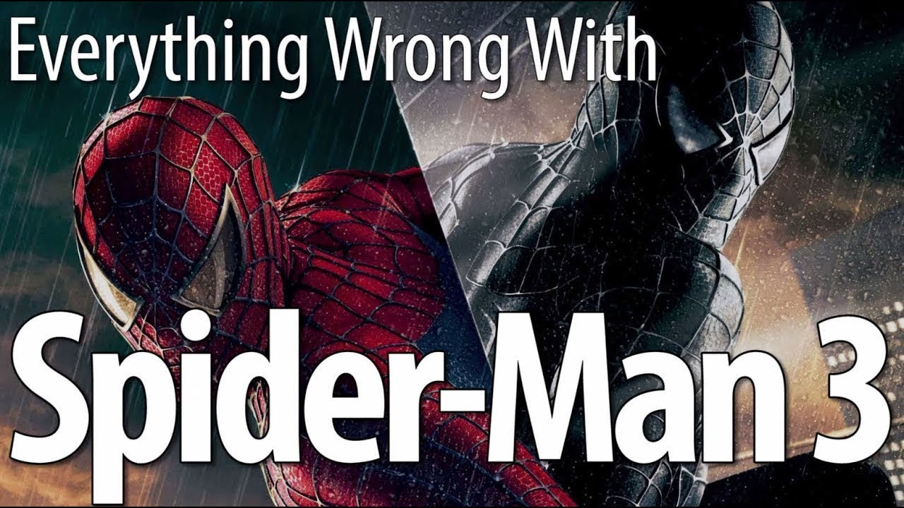 Download Everything Wrong With Spider-Man 3