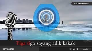 LAGU ANAK INDONESIA - SATU SATU ( AKU SAYANG IBU )  - Karaoke Lirik