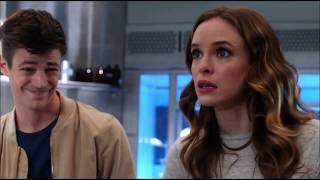 The Flash 4x04 - Snowbarry scenes