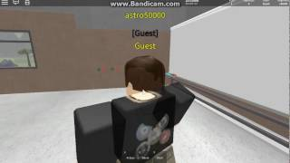 Trying To Escape The British Army (Failed)- Roblox