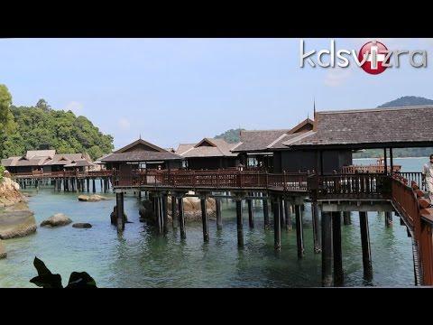 Pangkor Laut Resort, luxurious weekend gateaway