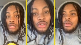 Waka Flocka Speaks On Receiving Threats!