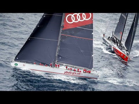 Start Rolex Sydney-Hobart 2017 'REPLAY'