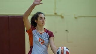 Volleyball hosts Agnes Scott and Johnson (Tenn.)